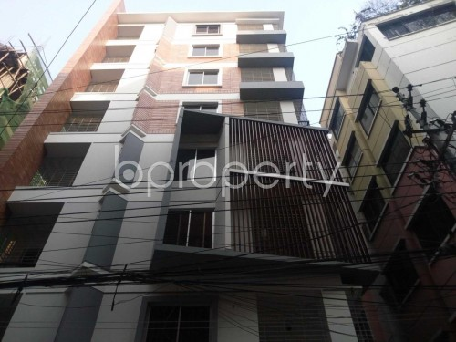 Front view - 3 Bed Apartment to Rent in Shyamoli, Dhaka - 1856959
