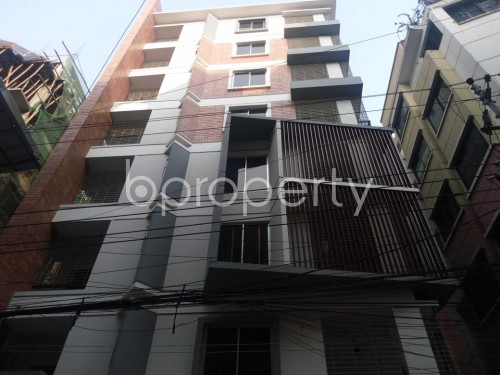 Front view - 3 Bed Apartment to Rent in Shyamoli, Dhaka - 1856964