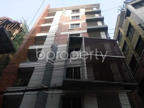 Front view - 3 Bed Apartment to Rent in Shyamoli, Dhaka - 1856971