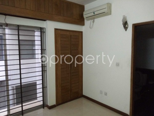 Bedroom - 3 Bed Apartment to Rent in Banani, Dhaka - 1856988