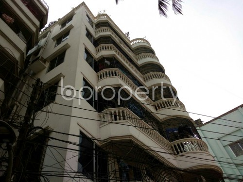 Outside view - 2 Bed Apartment to Rent in Hazaribag, Dhaka - 1857001
