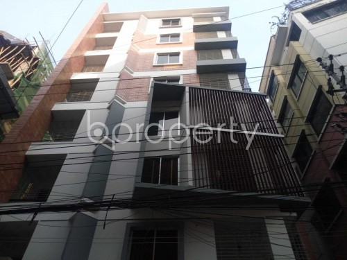 Front view - 3 Bed Apartment to Rent in Shyamoli, Dhaka - 1857012