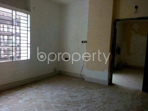 Bedroom - 3 Bed Apartment to Rent in Jhautola, Comilla - 1857078