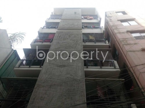 Front view - 2 Bed Apartment to Rent in Hatirpool, Dhaka - 1857123