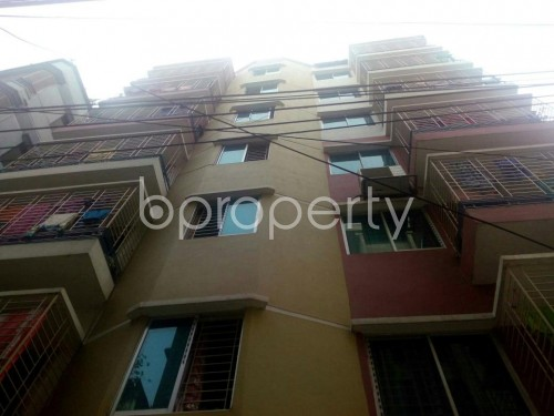 Front view - 2 Bed Apartment for Sale in Tejgaon, Dhaka - 1857125