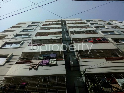 Front view - 3 Bed Apartment to Rent in Jhautola, Comilla - 1857132