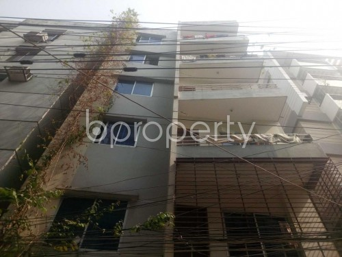Front view - 2 Bed Apartment to Rent in Hatirpool, Dhaka - 1857162