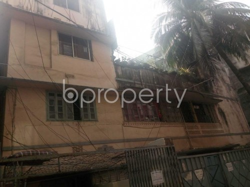 Front view - 1 Bed Apartment to Rent in Hatirpool, Dhaka - 1857175