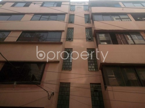 Front view - 2 Bed Apartment to Rent in Hatirpool, Dhaka - 1857186