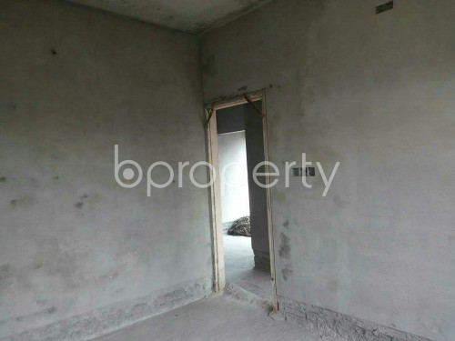 Bedroom - 3 Bed Apartment for Sale in Dakshin Khan, Dhaka - 1857191