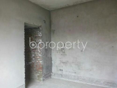 Bedroom - 3 Bed Apartment for Sale in Dakshin Khan, Dhaka - 1857194