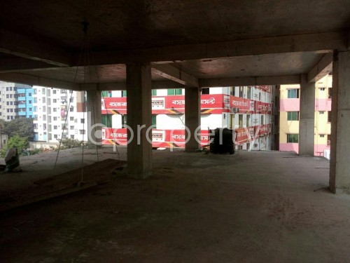 Bedroom - 4 Bed Apartment for Sale in Banasree, Dhaka - 1857221
