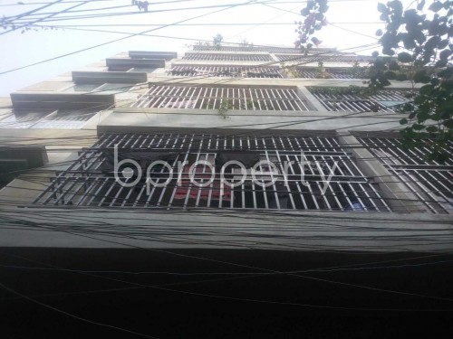 Front view - 3 Bed Apartment to Rent in Hatirpool, Dhaka - 1857269