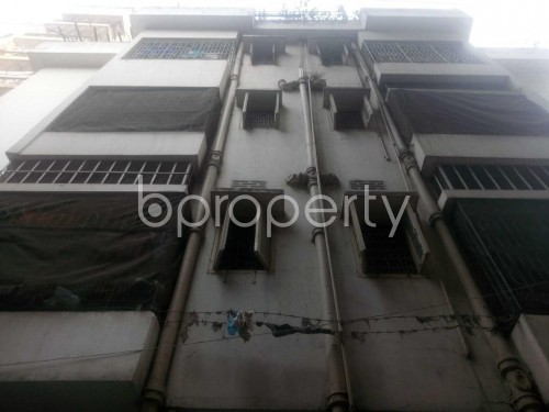 Front view - 2 Bed Apartment to Rent in Hatirpool, Dhaka - 1857318