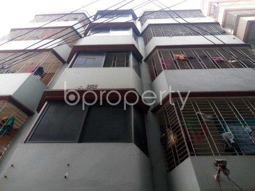Front view - 3 Bed Apartment to Rent in Shyamoli, Dhaka - 1857321