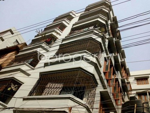 Outside view - 3 Bed Apartment to Rent in Hazaribag, Dhaka - 1857343