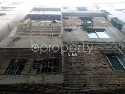 Front view - 3 Bed Apartment to Rent in Shyamoli, Dhaka - 1857340