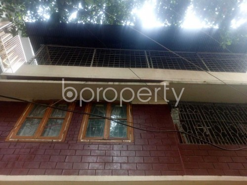Front view - 1 Bed Apartment to Rent in Hatirpool, Dhaka - 1857342