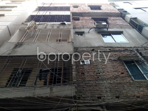 Front view - 2 Bed Apartment to Rent in Shyamoli, Dhaka - 1857347