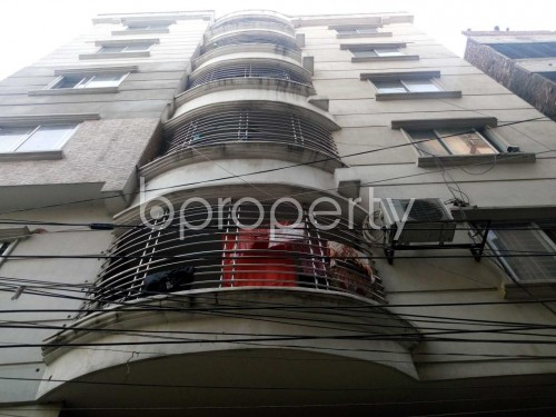 Front view - 3 Bed Apartment to Rent in Shyamoli, Dhaka - 1857359