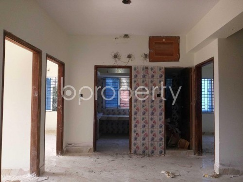 Dine/Dining - 3 Bed Apartment to Rent in Ibrahimpur, Dhaka - 1857357