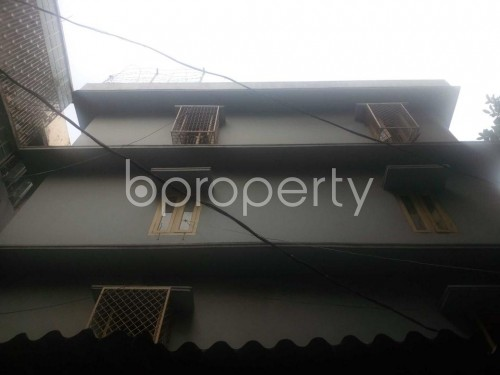 Front view - 2 Bed Apartment to Rent in Hatirpool, Dhaka - 1857363