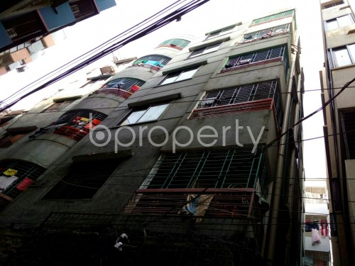 Outside view - 2 Bed Apartment to Rent in Hazaribag, Dhaka - 1857368