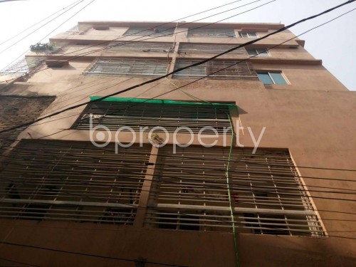 Front view - 2 Bed Apartment to Rent in Ibrahimpur, Dhaka - 1857374
