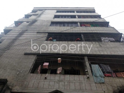 Front view - 3 Bed Apartment to Rent in Ibrahimpur, Dhaka - 1857378