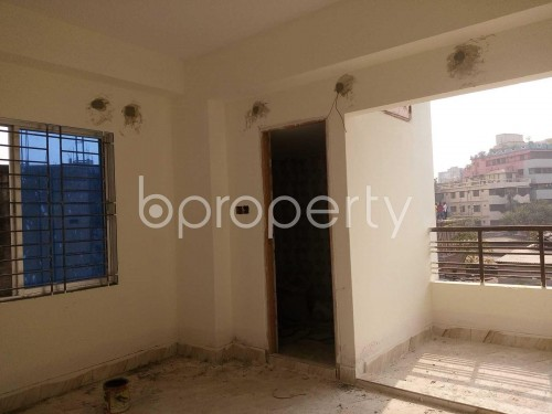 Bedroom - 3 Bed Apartment to Rent in Ibrahimpur, Dhaka - 1857379