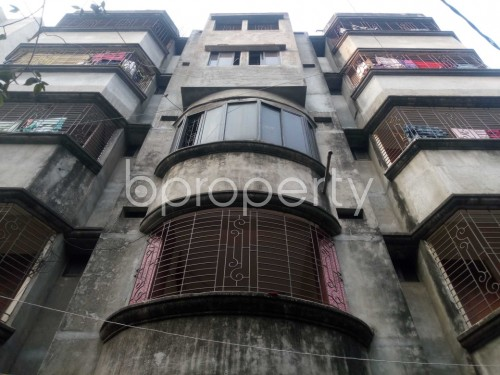 Front view - 2 Bed Apartment to Rent in Shyamoli, Dhaka - 1857398