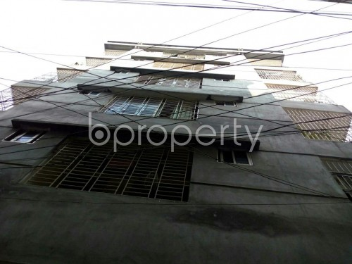Front view - 2 Bed Apartment to Rent in Hazaribag, Dhaka - 1857404