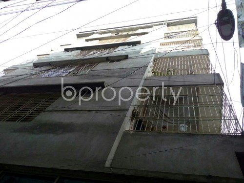 Outside view - 1 Bed Apartment to Rent in Hazaribag, Dhaka - 1857406
