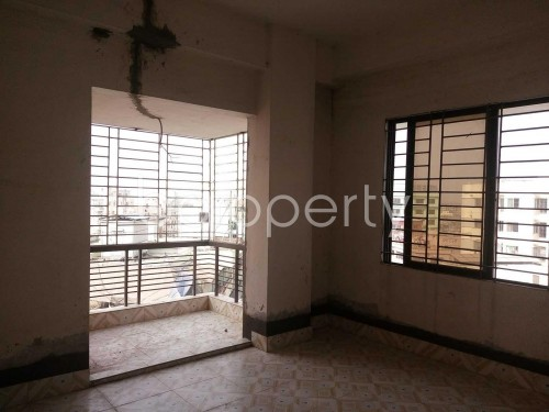 Bedroom - 3 Bed Apartment to Rent in Ibrahimpur, Dhaka - 1857411