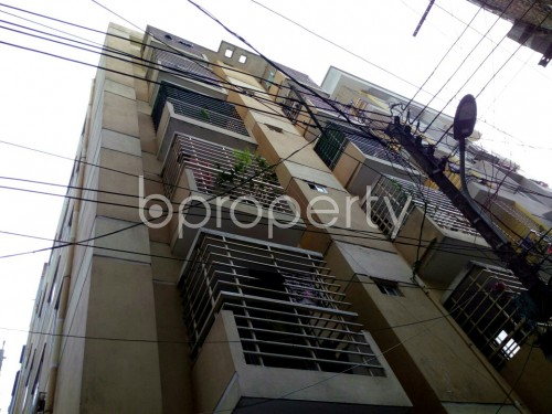 Outside view - 2 Bed Apartment to Rent in Hazaribag, Dhaka - 1857419