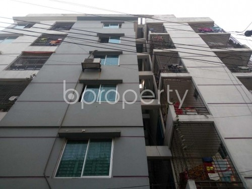 Front view - 3 Bed Apartment to Rent in Ibrahimpur, Dhaka - 1857420