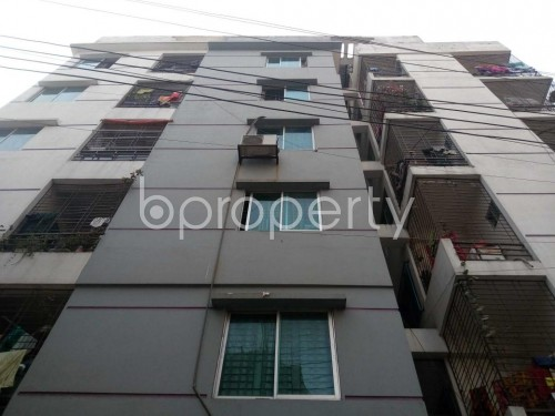 Front view - 3 Bed Apartment to Rent in Ibrahimpur, Dhaka - 1857423