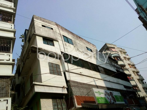 Outside view - 3 Bed Apartment to Rent in Hazaribag, Dhaka - 1857427