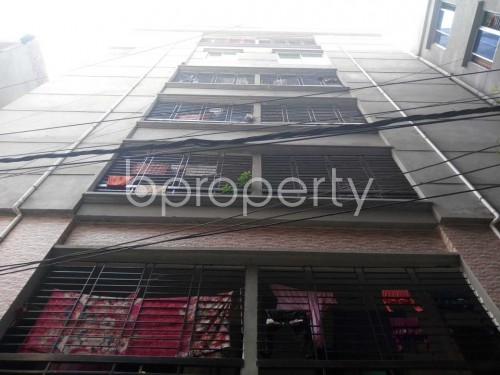 Front view - 2 Bed Apartment to Rent in Ibrahimpur, Dhaka - 1857429