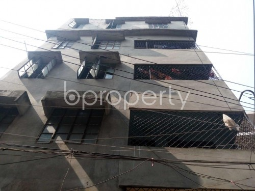 Front view - 2 Bed Apartment to Rent in Ibrahimpur, Dhaka - 1857430