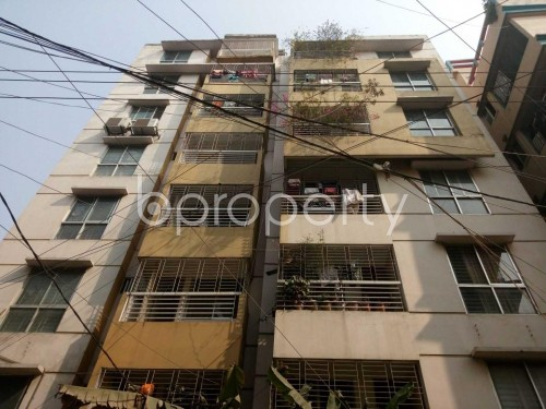 Front view - 3 Bed Apartment to Rent in Ibrahimpur, Dhaka - 1857434