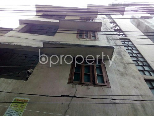 Front view - 3 Bed Apartment to Rent in Hazaribag, Dhaka - 1857443