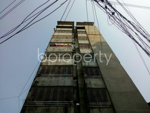 Front view - 3 Bed Apartment for Sale in Bagichagaon, Comilla - 1857519
