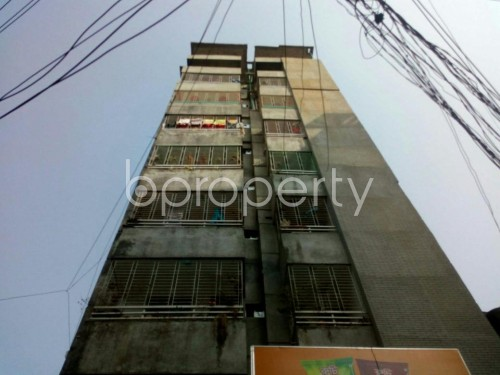 Front view - 3 Bed Apartment for Sale in Bagichagaon, Comilla - 1857520