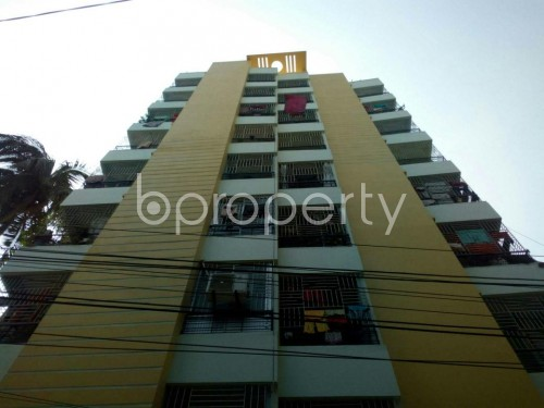 Front view - 3 Bed Apartment to Rent in Bagichagaon, Comilla - 1857528