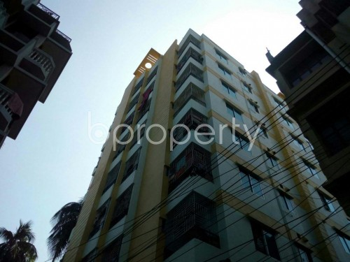 Outside view - 3 Bed Apartment to Rent in Bagichagaon, Comilla - 1857529