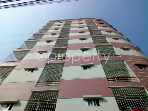 Front view - 3 Bed Apartment to Rent in Bagichagaon, Comilla - 1857553