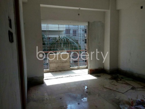 Bedroom - 3 Bed Apartment for Sale in Banasree, Dhaka - 1857577