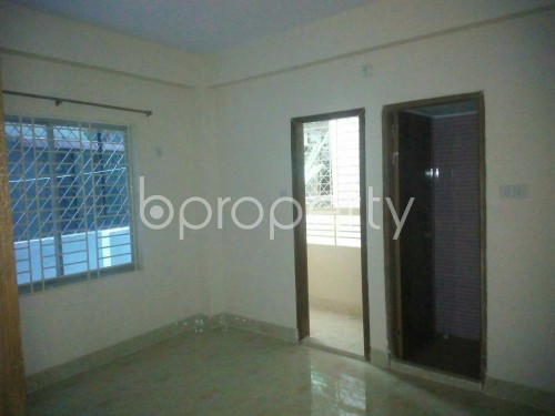 Bedroom - 2 Bed Apartment to Rent in Malibagh, Dhaka - 1857593