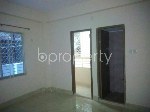 Bedroom - 2 Bed Apartment to Rent in Malibagh, Dhaka - 1857594